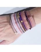Nos bijoux colliers et bracelets originaux et recyclés